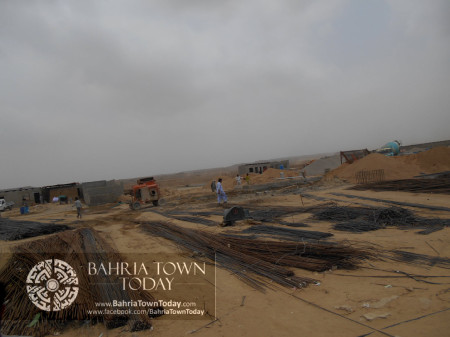 Bahria Town Karachi Latest Progress Update - June 2014 (61)