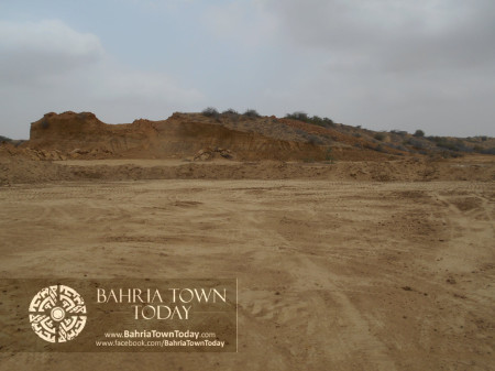 Bahria Town Karachi Latest Progress Update - June 2014 (65)
