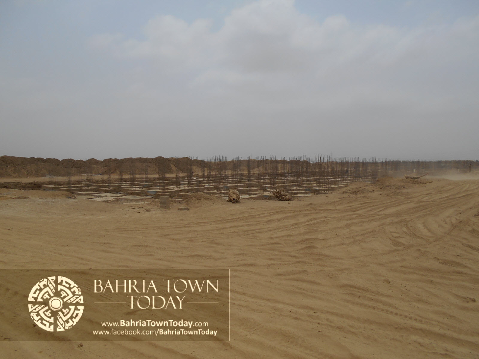 Bahria Town Karachi Latest Progress Update – June 2014 (68)