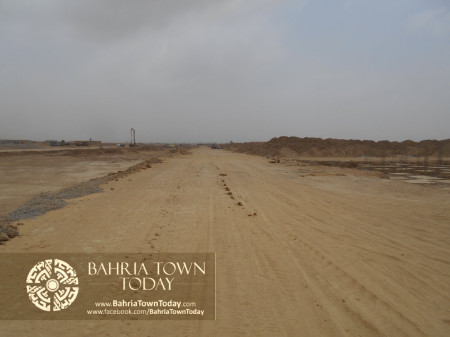 Bahria Town Karachi Latest Progress Update - June 2014 (69)