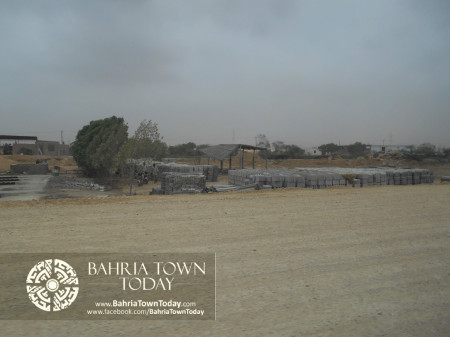 Bahria Town Karachi Latest Progress Update - June 2014 (7)