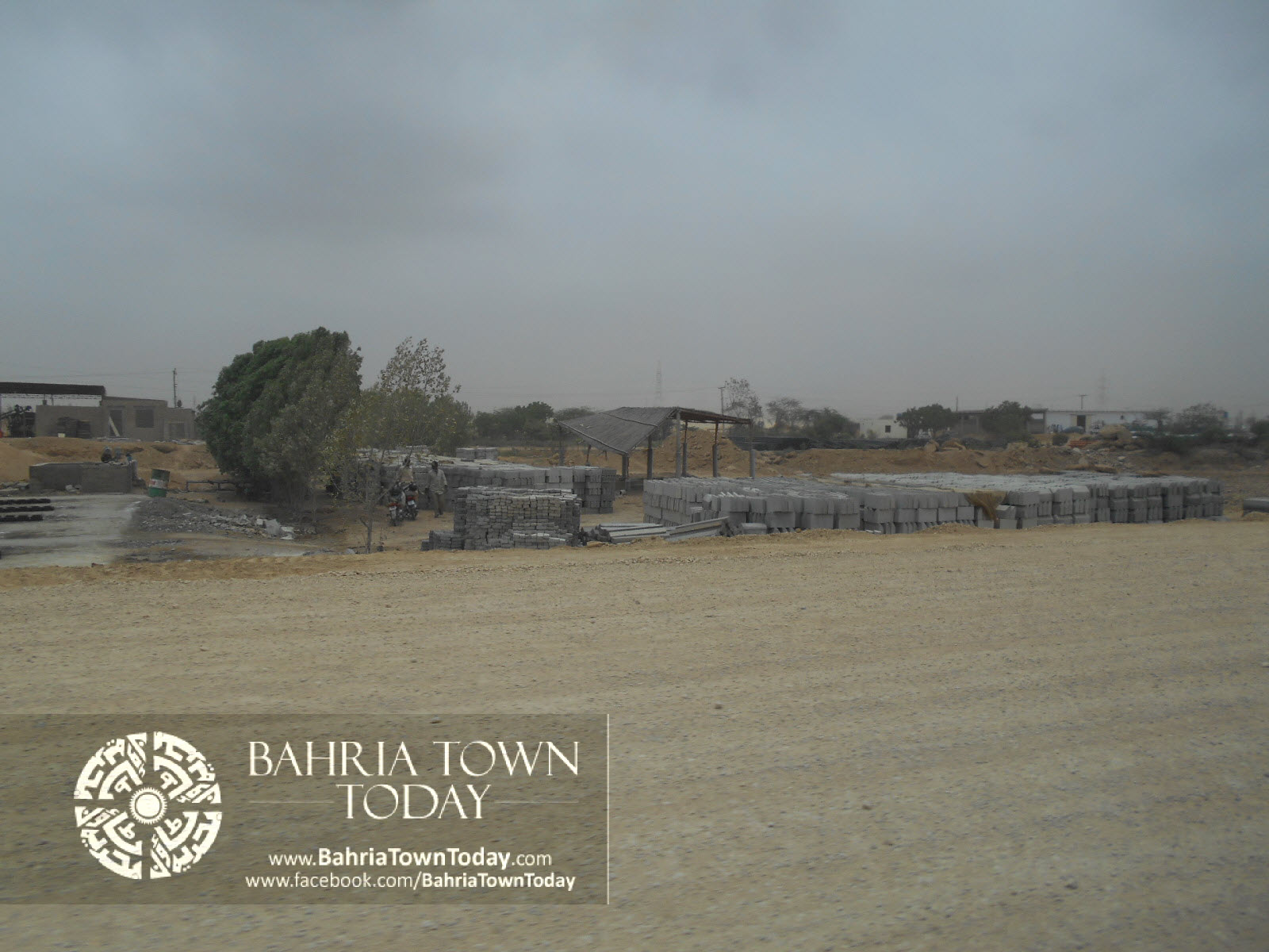 Bahria Town Karachi Latest Progress Update – June 2014 (7)