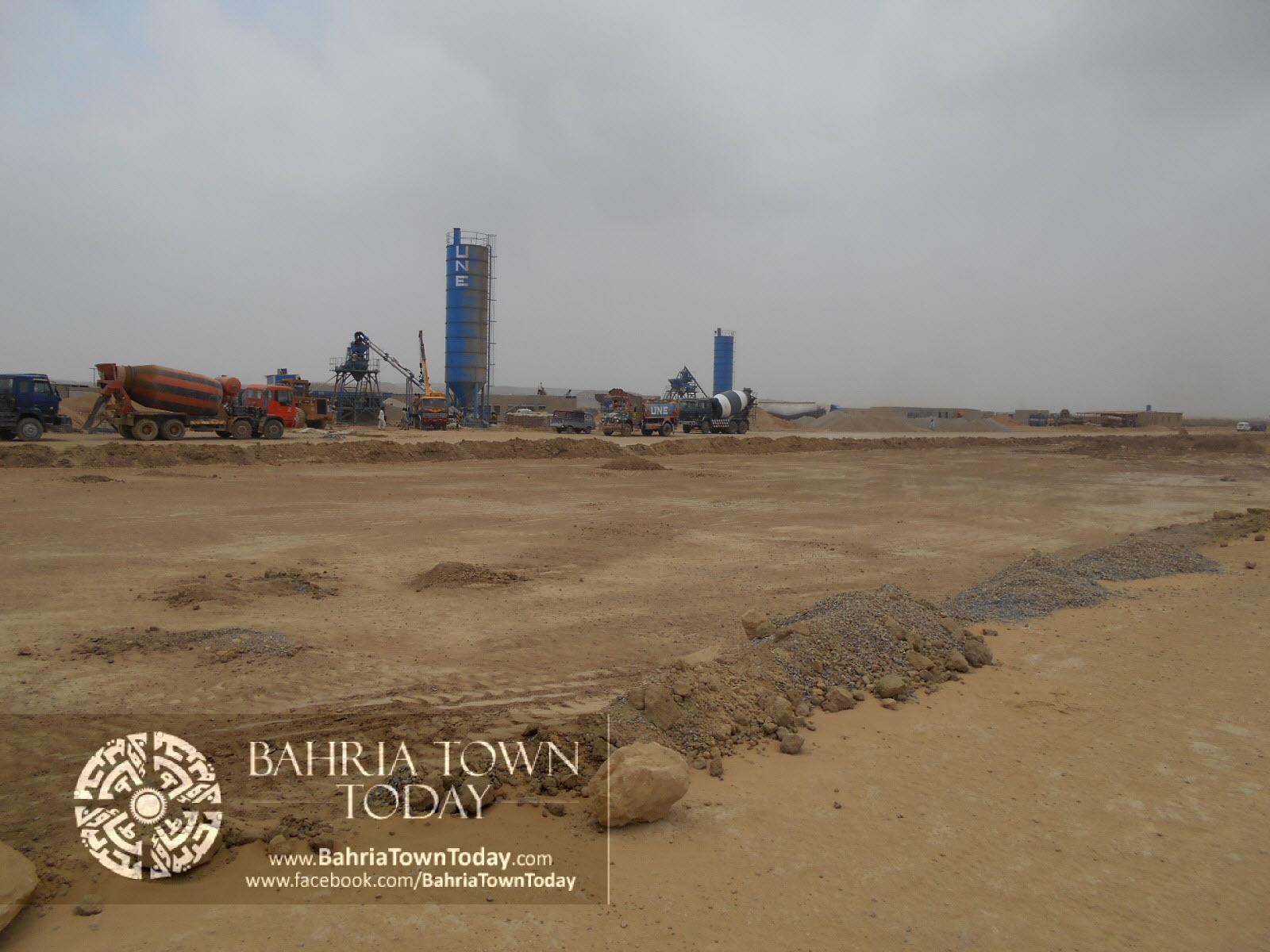 Bahria Town Karachi Latest Progress Update – June 2014 (70)