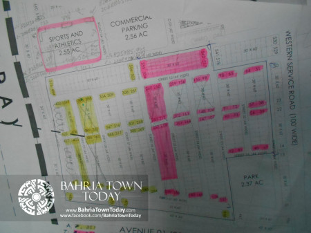 Bahria Town Karachi Latest Progress Update - June 2014 (73)