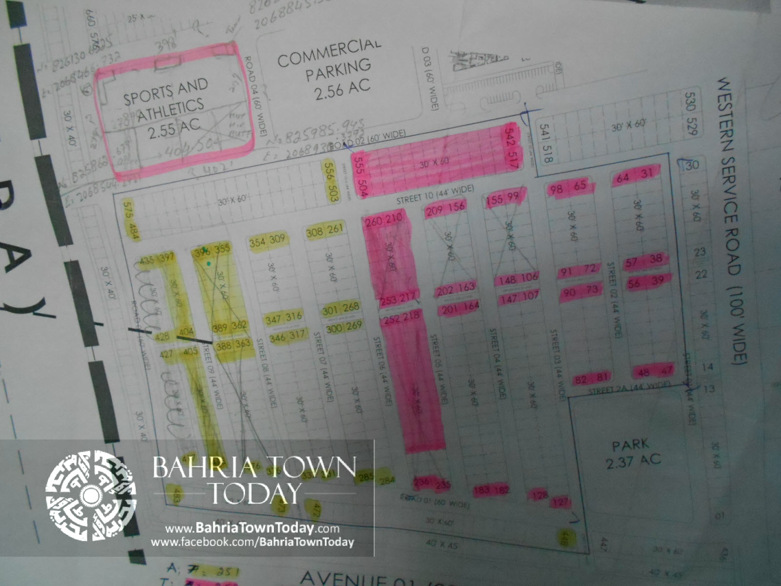 Bahria Town Karachi Latest Progress Update – June 2014 (73)