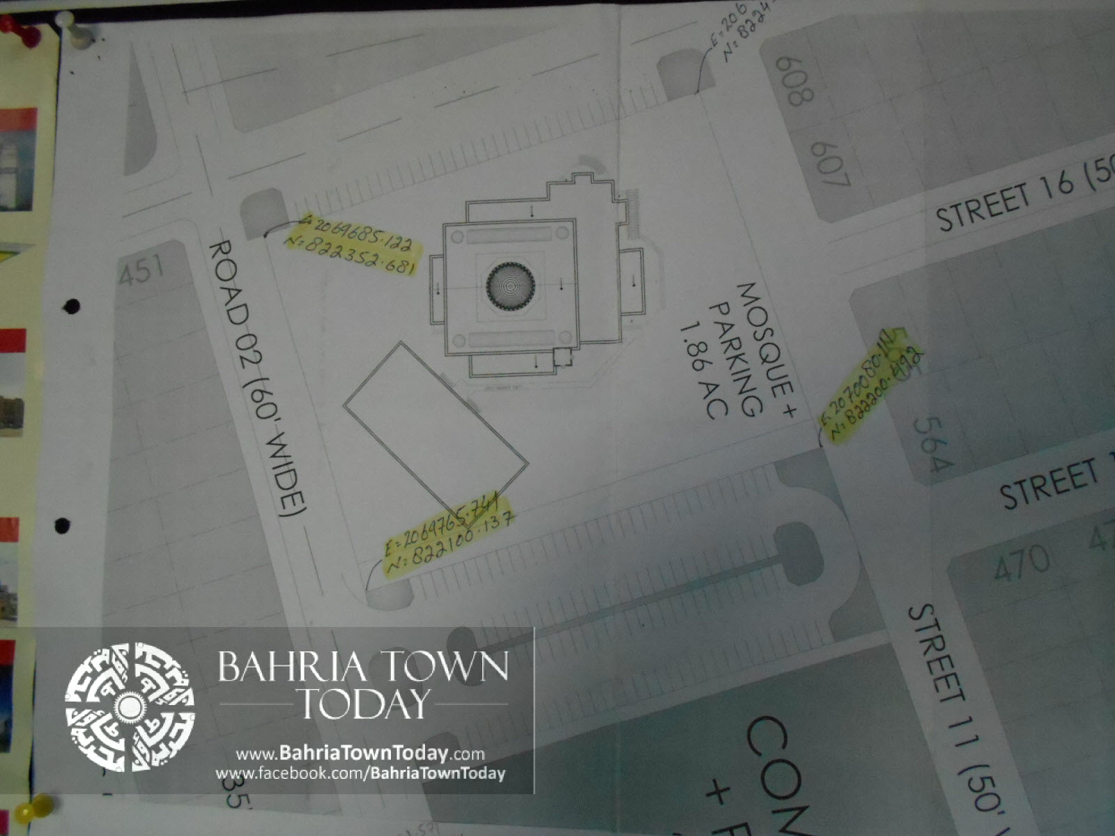 Bahria Town Karachi Latest Progress Update – June 2014 (74)