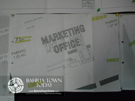 Bahria Town Karachi Latest Progress Update - June 2014 (75)