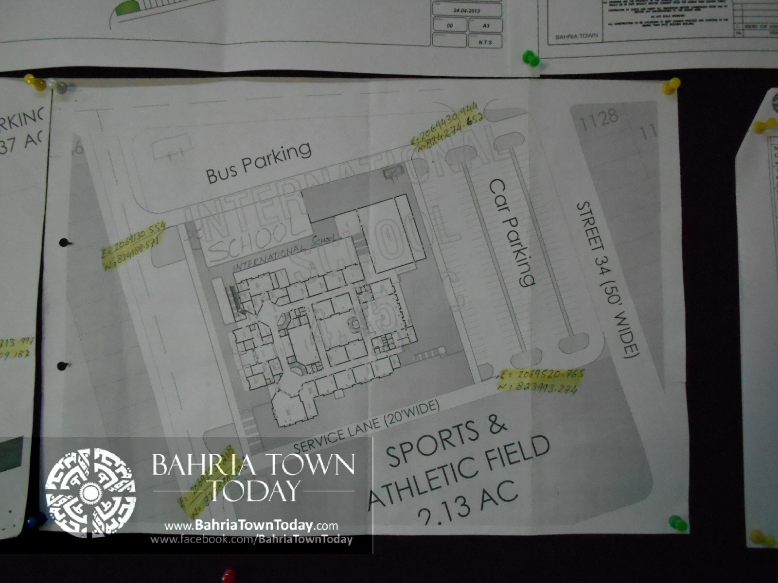 Bahria Town Karachi Latest Progress Update – June 2014 (76)