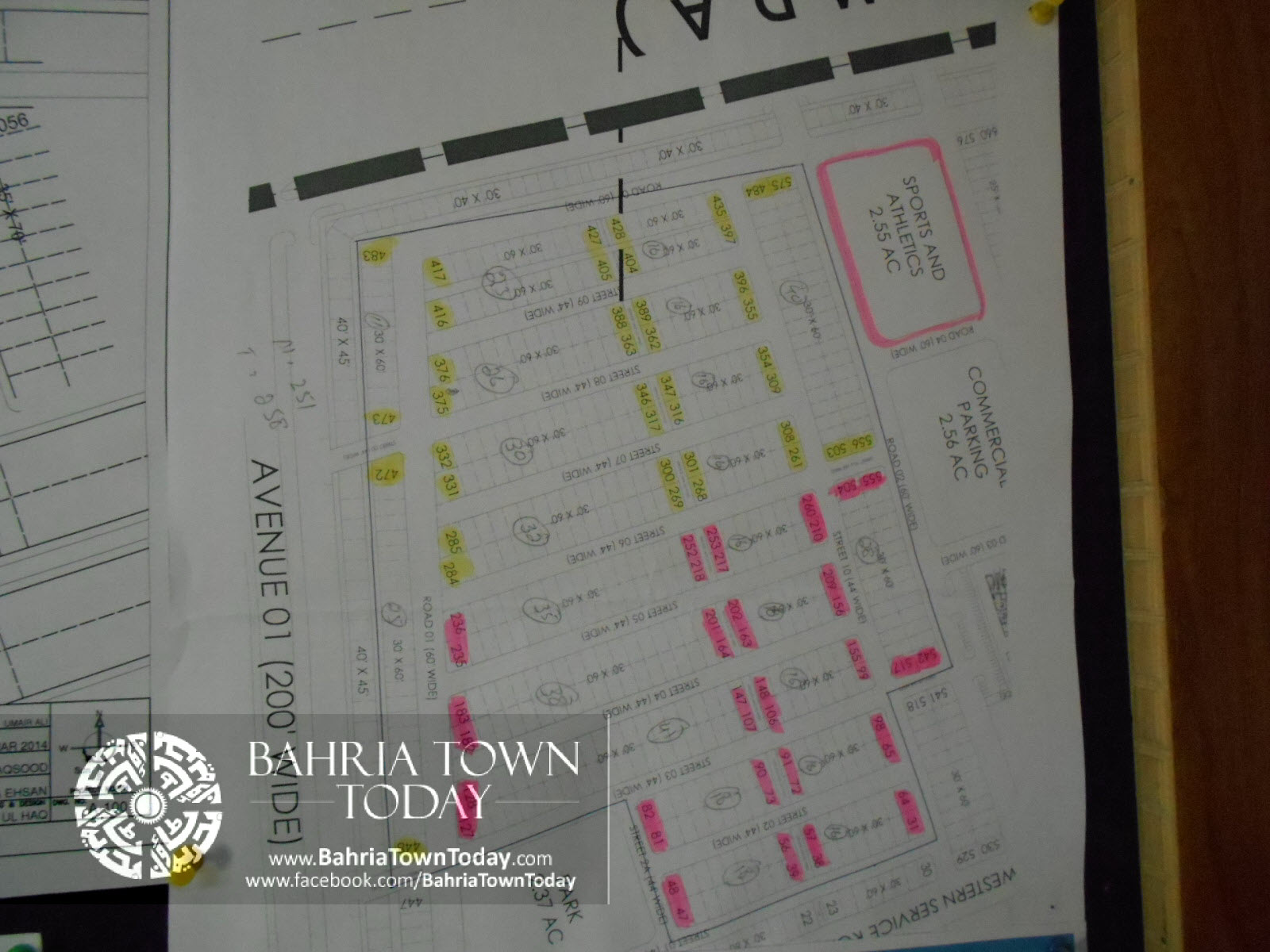 Bahria Town Karachi Latest Progress Update – June 2014 (77)