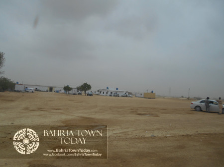 Bahria Town Karachi Latest Progress Update - June 2014 (8)