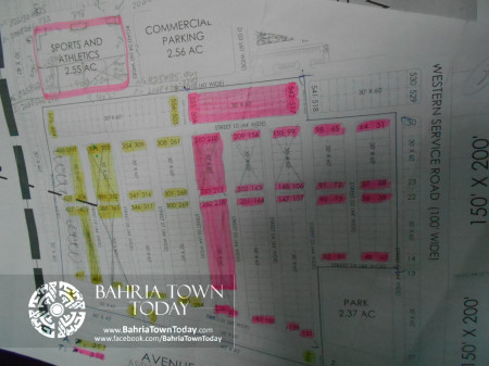 Bahria Town Karachi Latest Progress Update - June 2014 (80)