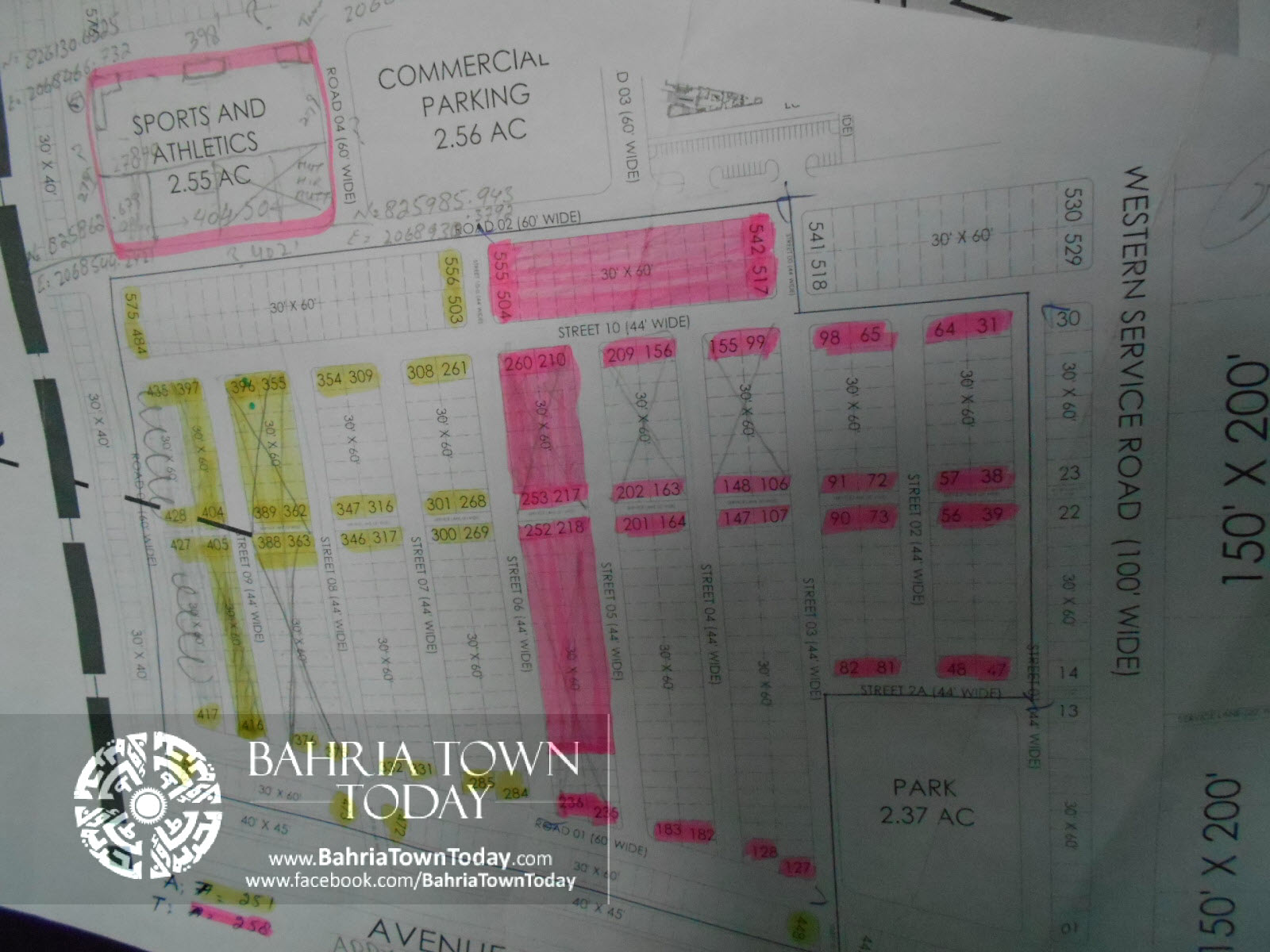 Bahria Town Karachi Latest Progress Update – June 2014 (80)