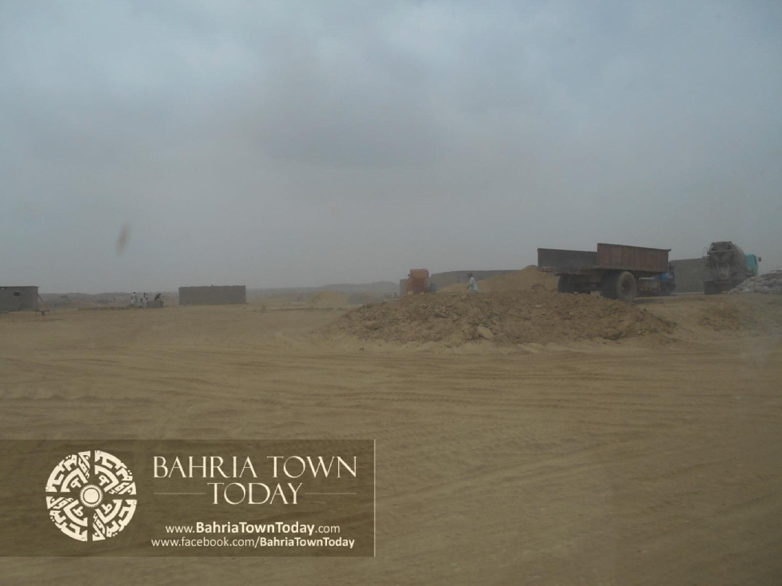 Bahria Town Karachi Latest Progress Update – June 2014 (82)