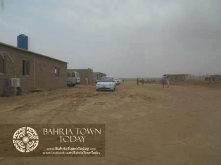 Bahria Town Karachi Latest Progress Update - June 2014 (83)