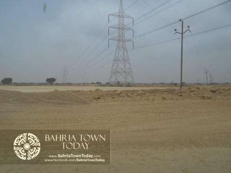 Bahria Town Karachi Latest Progress Update - June 2014 (86)