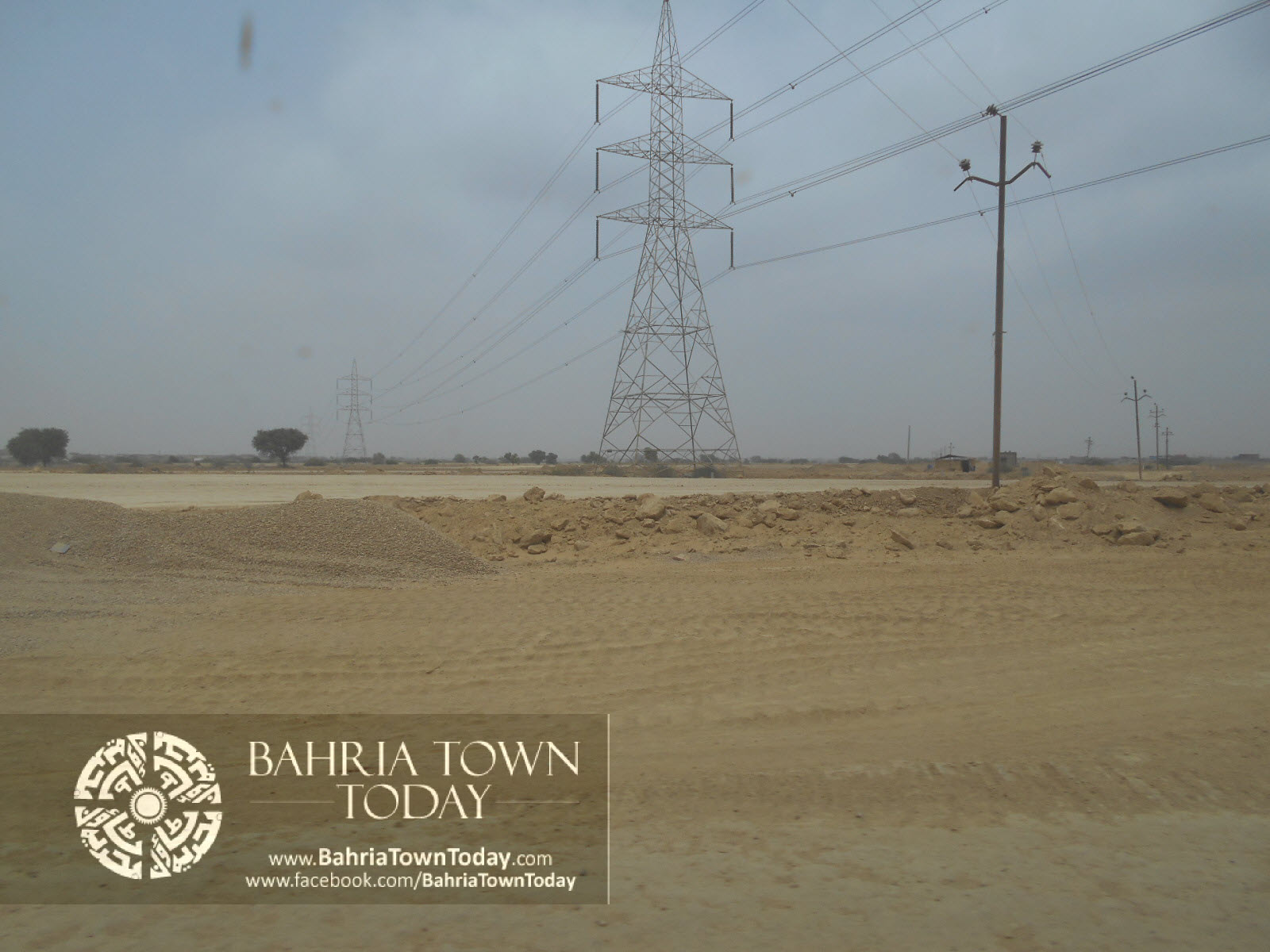 Bahria Town Karachi Latest Progress Update – June 2014 (86)