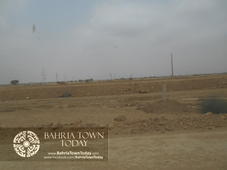 Bahria Town Karachi Latest Progress Update - June 2014 (87)