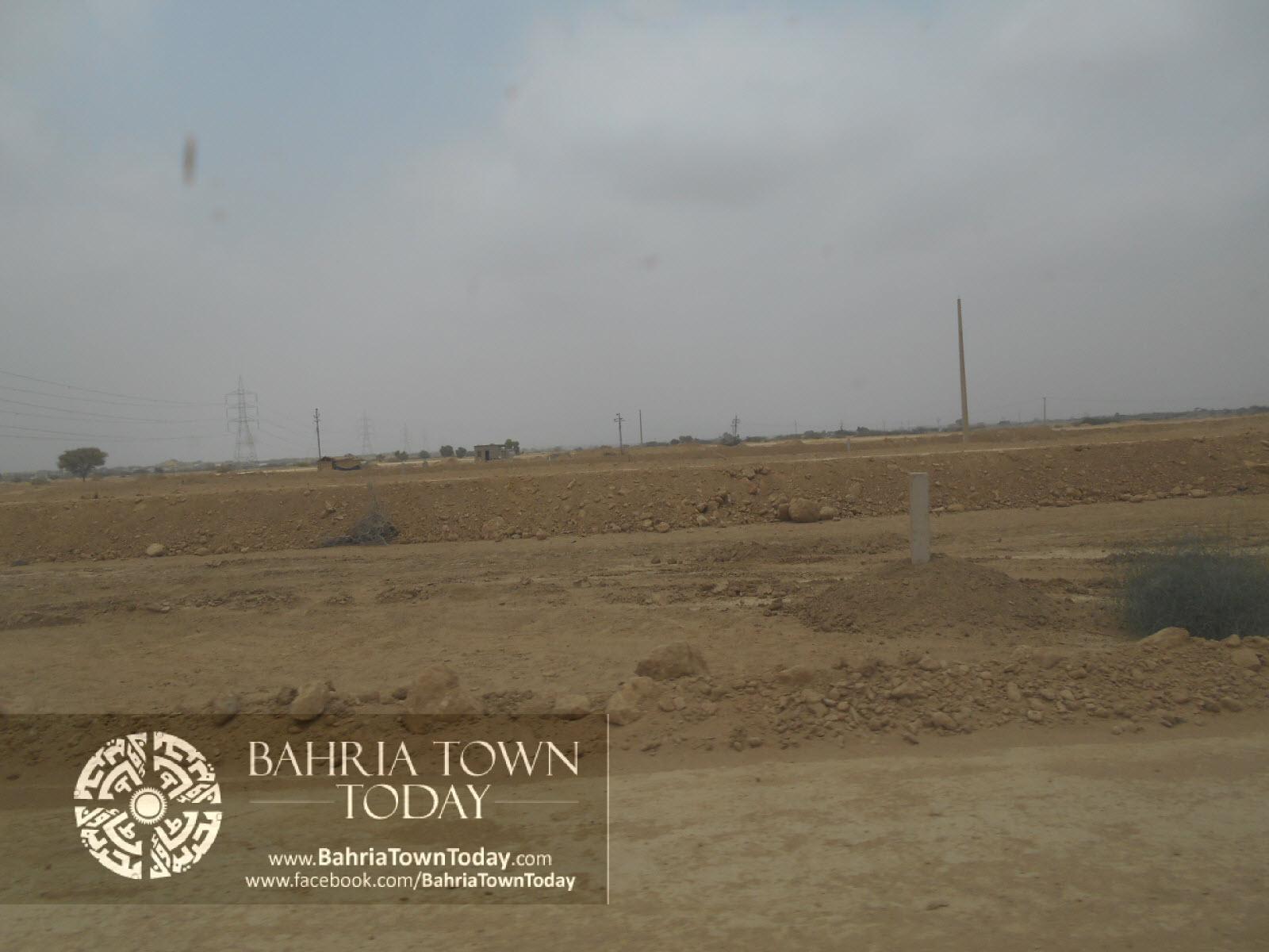 Bahria Town Karachi Latest Progress Update – June 2014 (87)