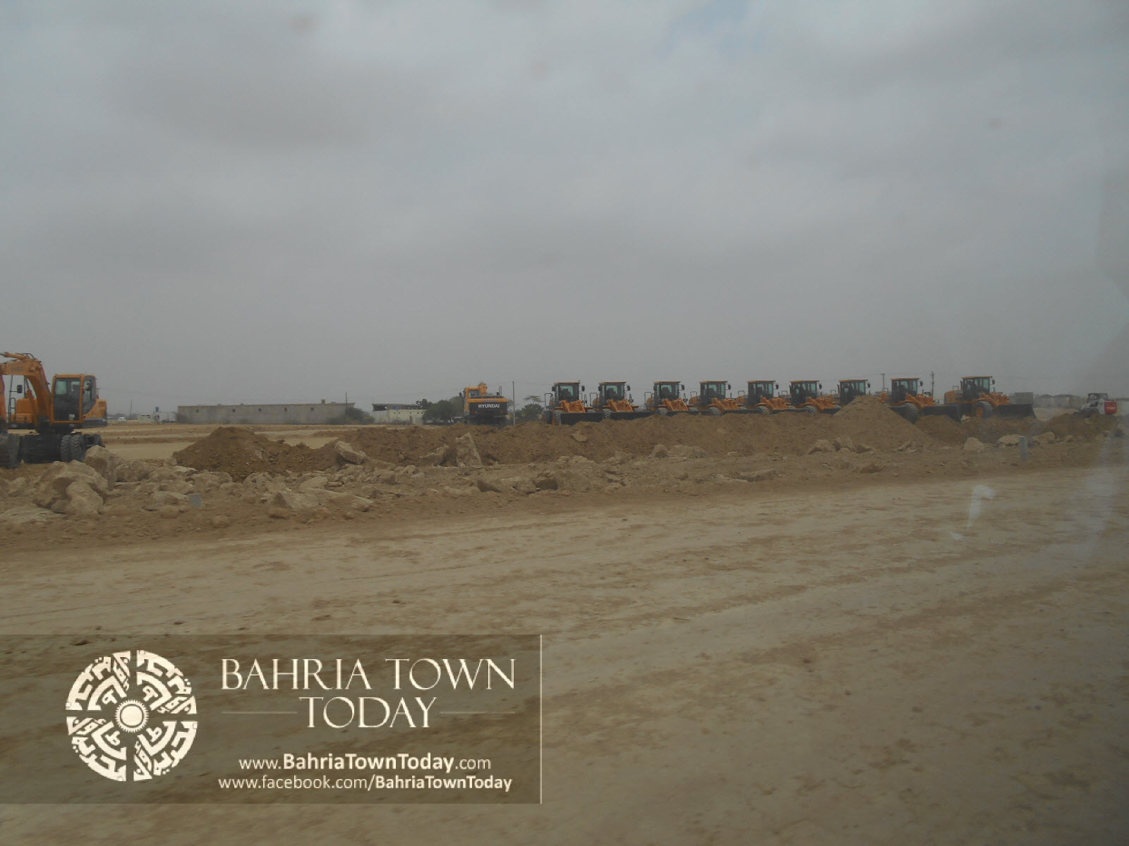 Bahria Town Karachi Latest Progress Update – June 2014 (89)