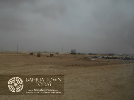 Bahria Town Karachi Latest Progress Update - June 2014 (9)