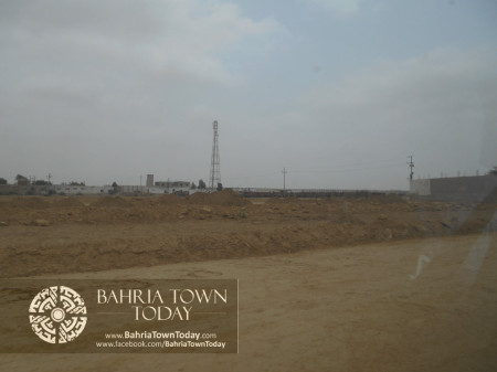Bahria Town Karachi Latest Progress Update - June 2014 (91)