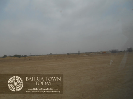 Bahria Town Karachi Latest Progress Update - June 2014 (93)