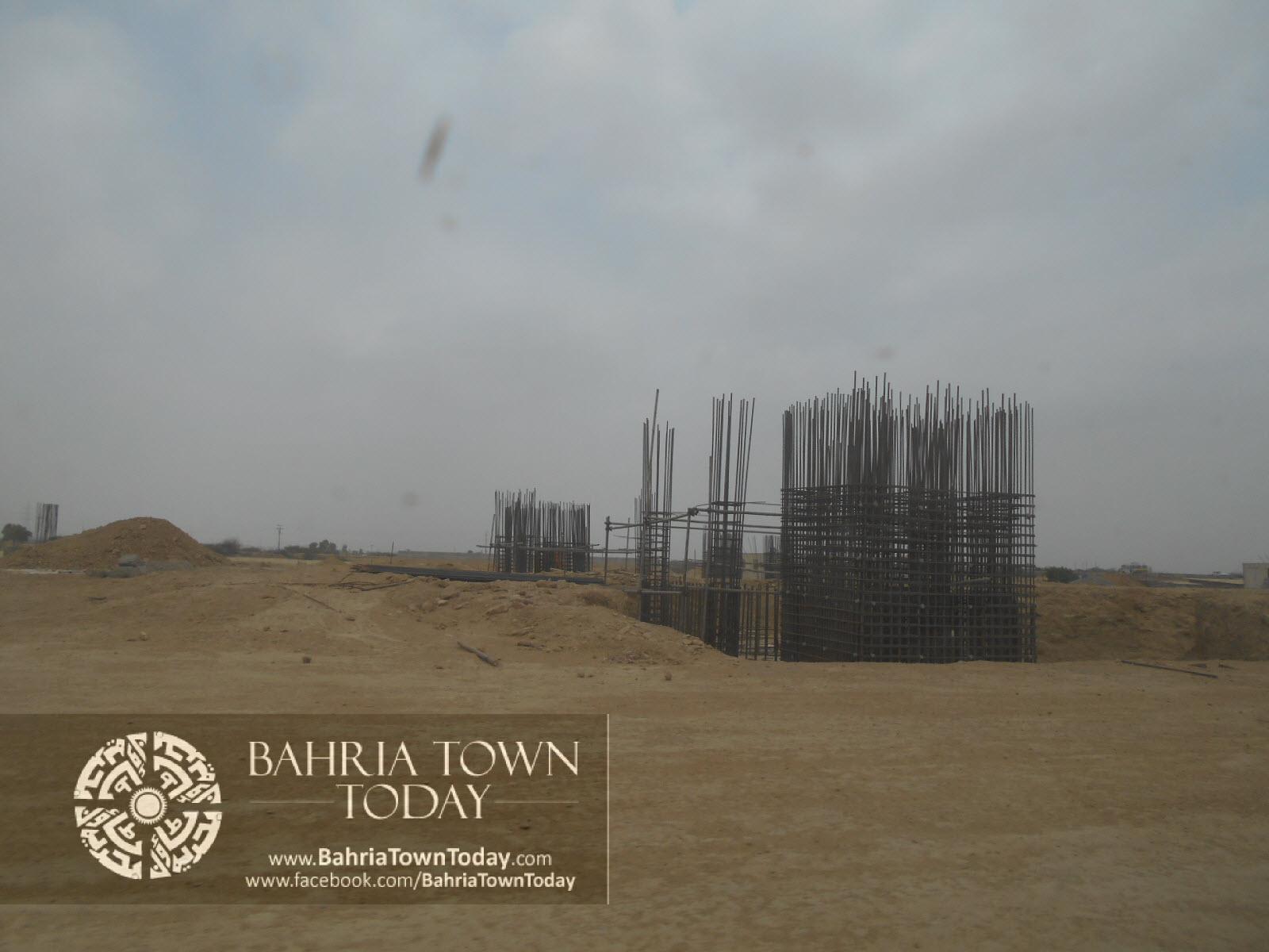 Bahria Town Karachi Latest Progress Update – June 2014 (94)
