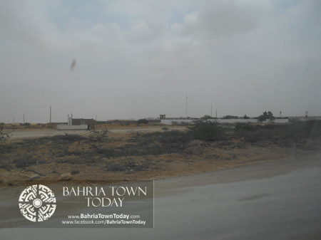 Bahria Town Karachi Latest Progress Update - June 2014 (95)