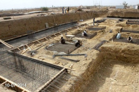 Bahria Town Karachi Latest Progress Update - July 2014 (18)