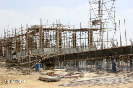 Bahria Town Karachi Latest Progress Update - July 2014 (22)