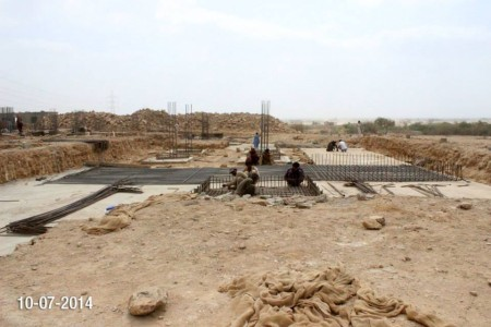 Bahria Town Karachi Latest Progress Update - July 2014 (24)