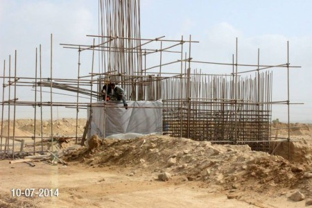 Bahria Town Karachi Latest Progress Update - July 2014 (27)