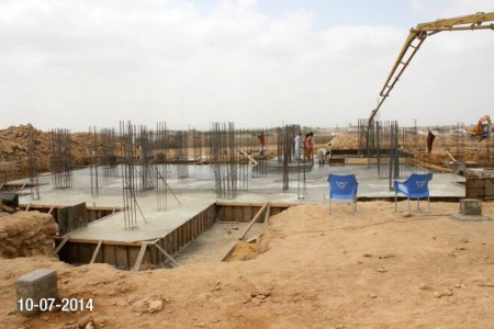 Bahria Town Karachi Latest Progress Update - July 2014 (28)