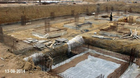 Bahria Town Karachi Latest Progress Update - August 2014 (10)