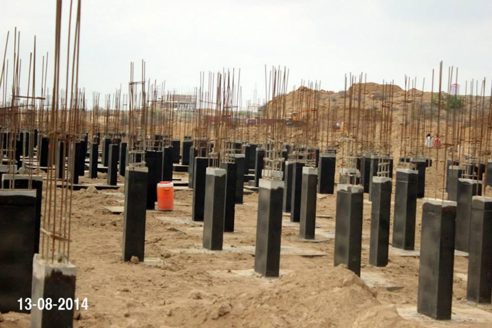 Bahria Town Karachi Latest Progress Update – August 2014 (12)