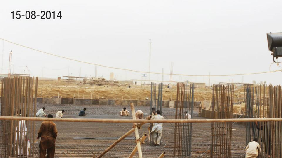 Bahria Town Karachi Latest Progress Update – August 2014 (14)