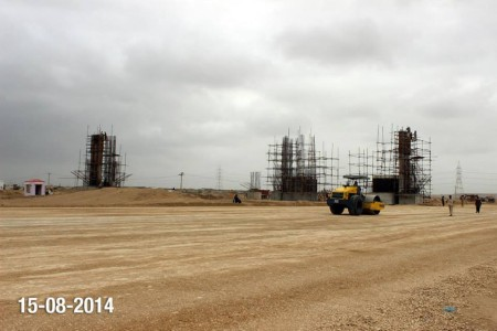Bahria Town Karachi Latest Progress Update - August 2014 (15)