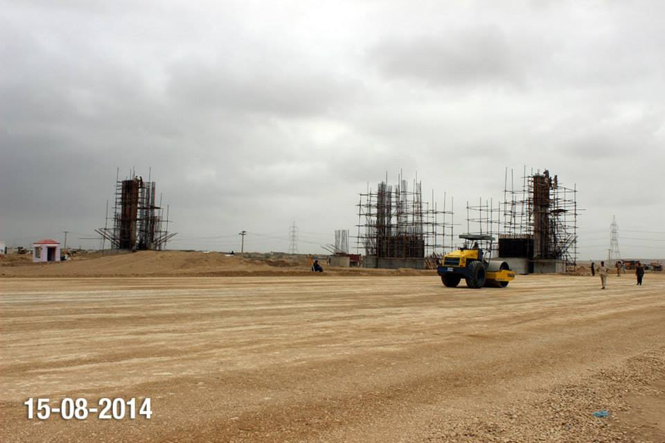 Bahria Town Karachi Latest Progress Update – August 2014 (15)