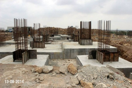 Bahria Town Karachi Latest Progress Update - August 2014 (3)