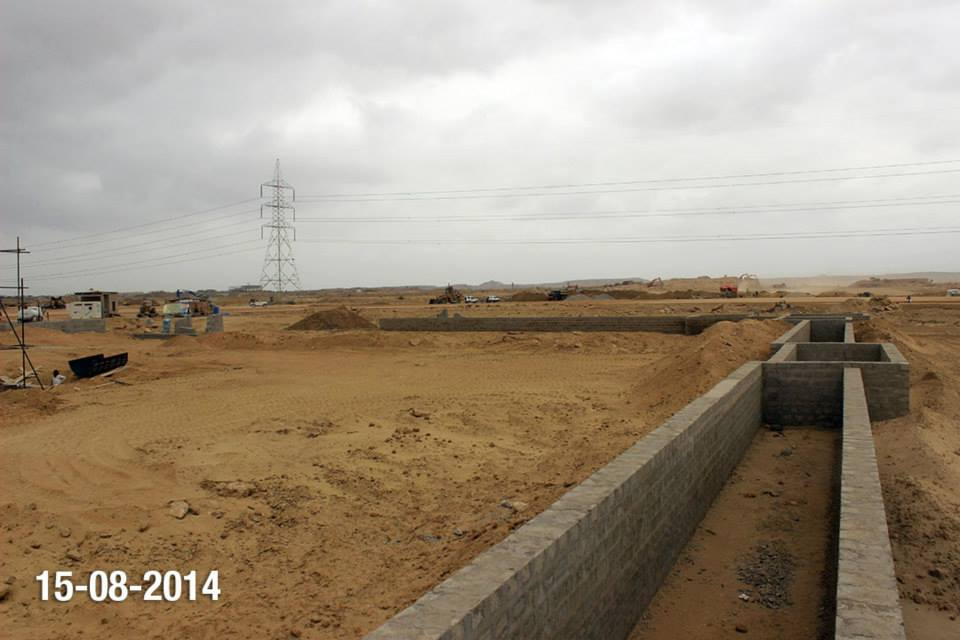 Bahria Town Karachi Latest Progress Update – August 2014 (5)