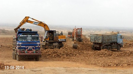 Bahria Town Karachi Latest Progress Update - August 2014 (6)