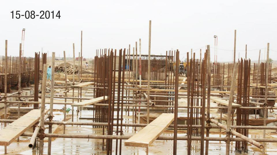 Bahria Town Karachi Latest Progress Update – August 2014 (7)