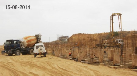 Bahria Town Karachi Latest Progress Update - August 2014 (8)