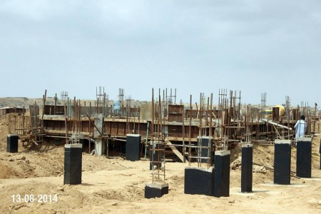 Bahria Town Karachi Latest Progress Update - August 2014 (9)