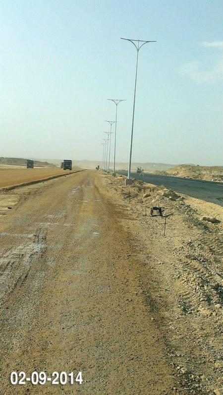Bahria Town Karachi Latest Progress Update - September 2014 (1)