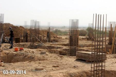 Bahria Town Karachi Latest Progress Update - September 2014 (10)