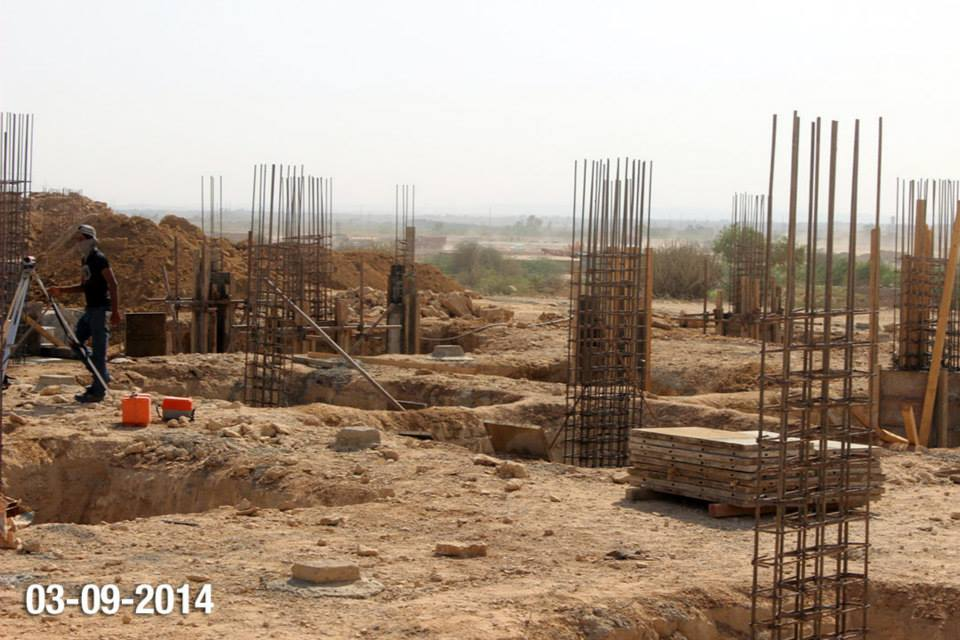 Bahria Town Karachi Latest Progress Update – September 2014 (10)