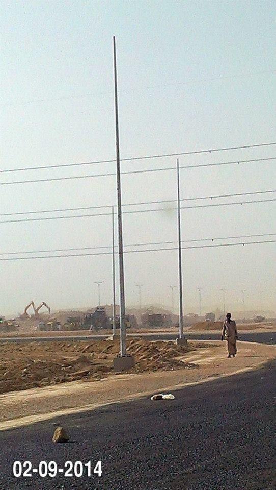 Bahria Town Karachi Latest Progress Update – September 2014 (11)