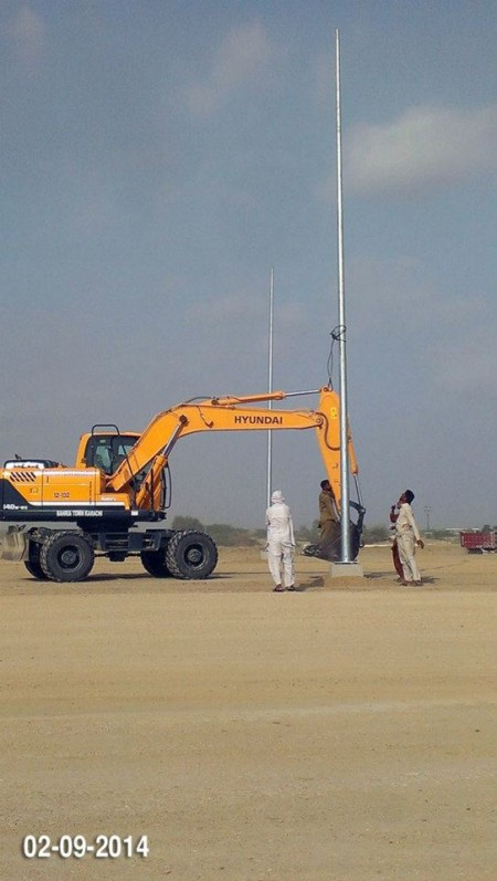 Bahria Town Karachi Latest Progress Update - September 2014 (13)
