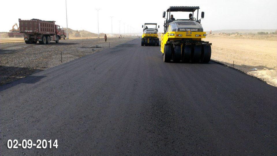 Bahria Town Karachi Latest Progress Update – September 2014 (3)